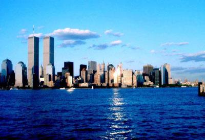 纽约往下上海向上 两地房价已比肩