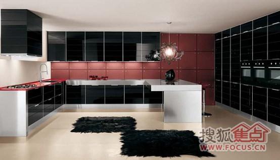2009国际最佳厨房设计盘点 给你装修灵感(图)