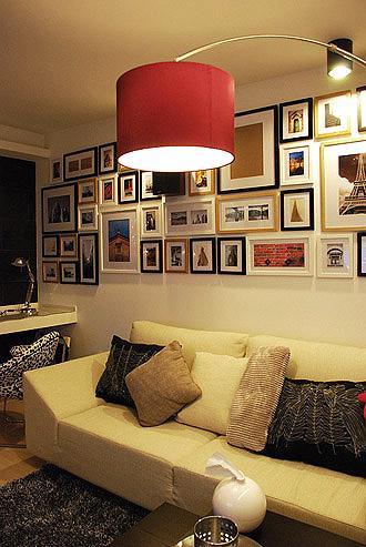 小房屋室内设计图