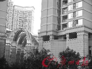 锦城花园-名校学位楼价格仍坚挺