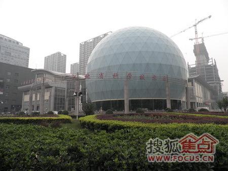 河北省科技馆_区域内配套文化娱乐设施:河北省科技馆