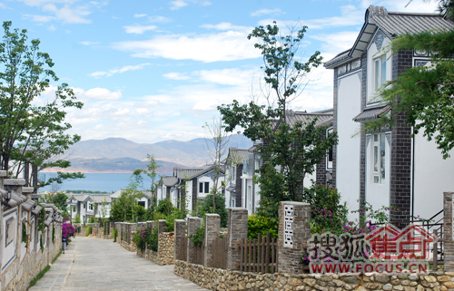借助大理房价地产先回报别墅后开发旅游优势文化湾无为县茂华自然图片
