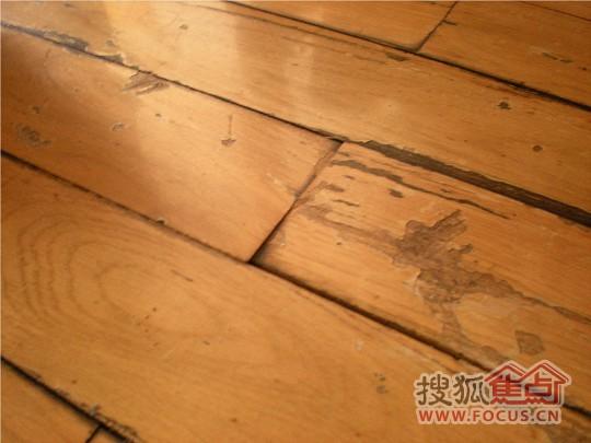 【长春世友地板】实木地板,养护重于维修