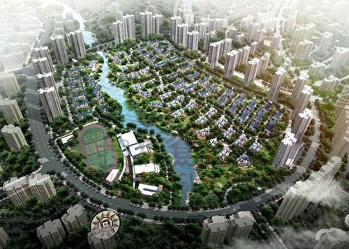 西安新房 新闻中心 本地新闻 正文    项目名称:中新浐灞半岛 (论坛