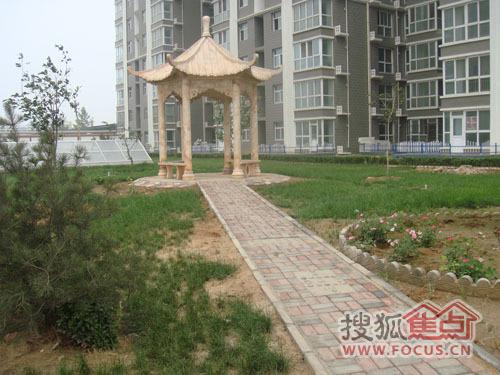 [点点看房]瑞泰澜庭:省会西侧的中式水景园林图片