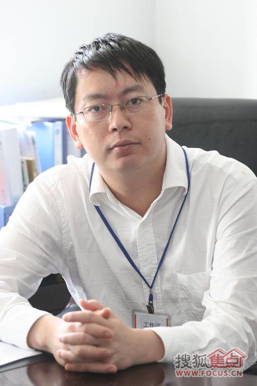正弘置业有限公司副总经理王朴