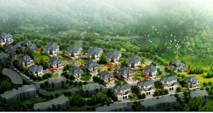 """别墅客厅最新翡翠:蚌埠""""帝景""""动态每栋占地有一亩山庄多多图亮点石材别墅装饰图片"""