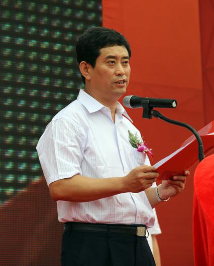中国家具协会副理事长 朱长岭先生