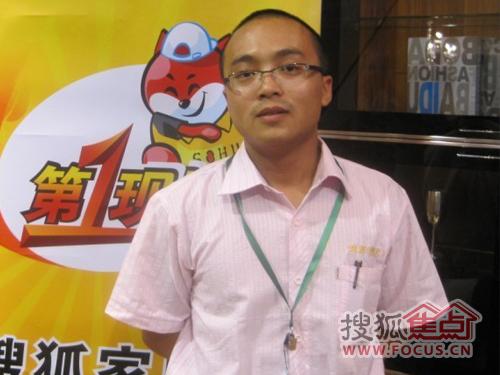 迪派 博大 家具营销总监徐寅生 重视经销商利益,倾向本地卖...