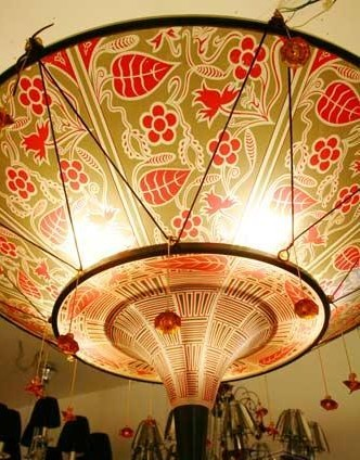 蒙古包风情吊灯 让民族元素引领新潮流(组图)