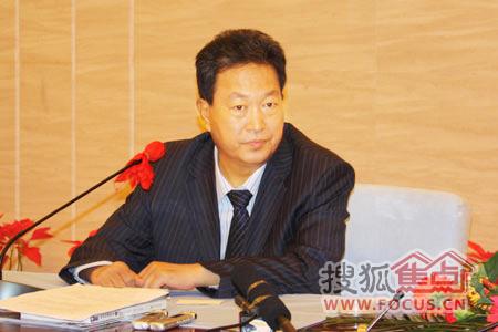 卓达总裁杨卓舒专程从山东赶回参加访谈会