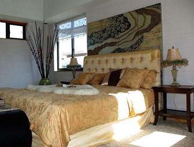 灯光照明必须要温馨又舒适,才能满足居家需求.图片