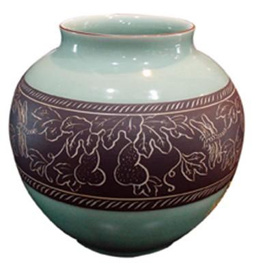 陶瓷艺术大师季友泉作品