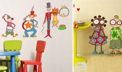 [原创]童年记忆 12款网络最红创意手绘墙