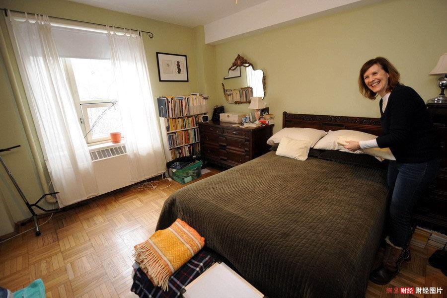 史上最漂亮的廉租房你属于也想是否住?进去脱落是否吊顶意外事故图片