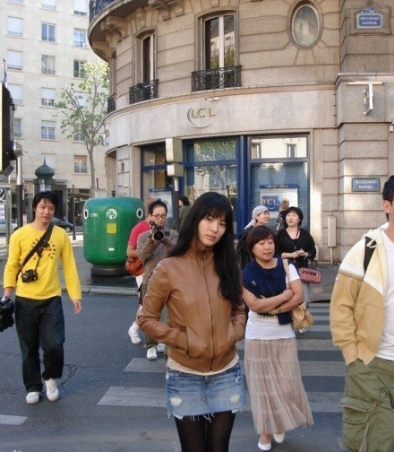 韩国美女宋慧乔素颜家居照美丽动人