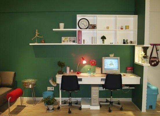 清新充满童趣的85平米个性三居室装修 图 高清图片