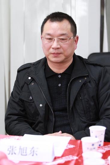 白鹭岛国际生态旅游度假村董事长 张旭东