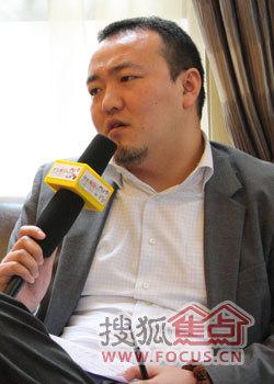 地点:上实海上湾会所   嘉宾:青岛康大房地产开发总公司营销公司总