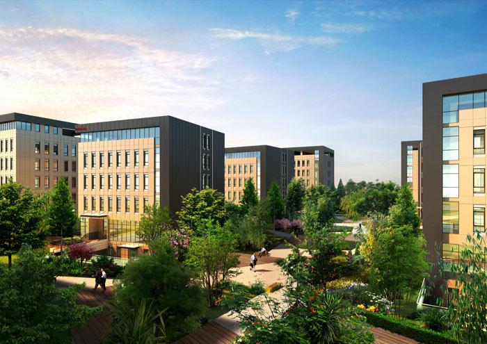 企业选址置业大全 京近郊总部独栋备受青睐