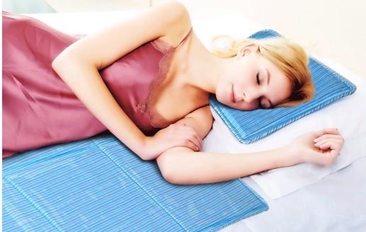 清凉凝胶冰垫乃新一代凉席产品? - chevanie|圣·芳妮 - 圣·芳妮Chevanie国际健康睡眠中心