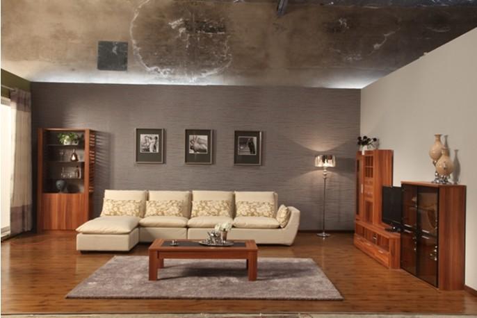 95平现代简约二居 60平迎接春色公寓 简洁大气时髦复式    随着生活图片