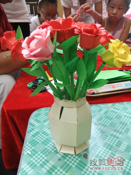 """和平时光""""浪漫七夕diy chocolate与折纸玫瑰花"""""""