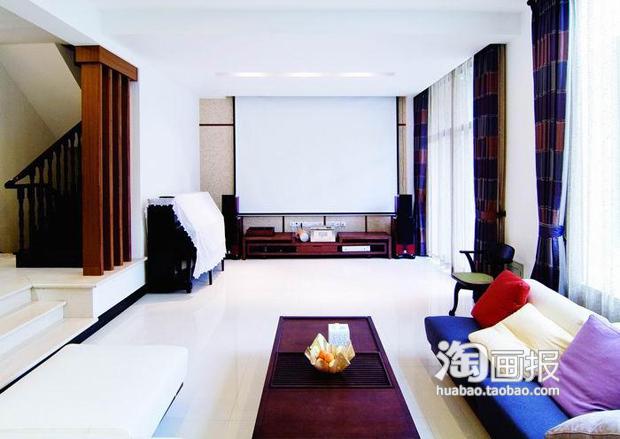44张欧式简约混搭家装实景图 新闻中心 搜狐焦点网沈阳站高清图片