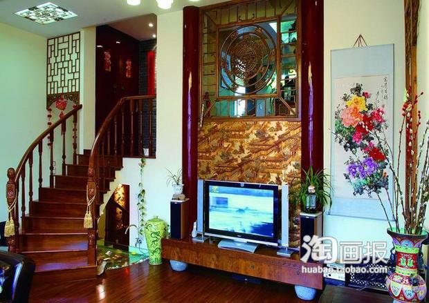 44张欧式简约混搭家装实景图 新闻中心 搜狐焦点网石家庄站高清图片