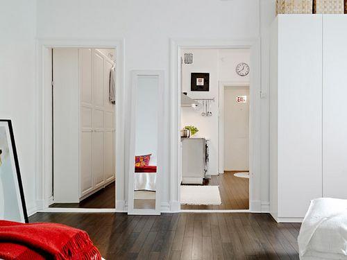 37平单身公寓 20图赏明亮空间里悠闲生活