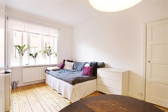 宜人温馨 38平米实用小户型公寓设计