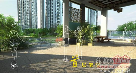 走进淮安建华61玖珑湾 感受中式景观园林风采