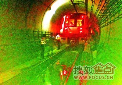 南京地铁事故