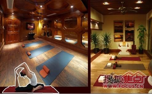 家庭娱乐室论+?_负一层可以是家庭娱乐厅 ,也可以是瑜伽室