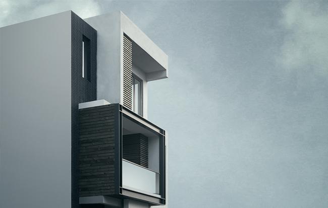作为邢台唯一的城市高端别墅,作品别墅从规划和建筑设计开始,就致力于