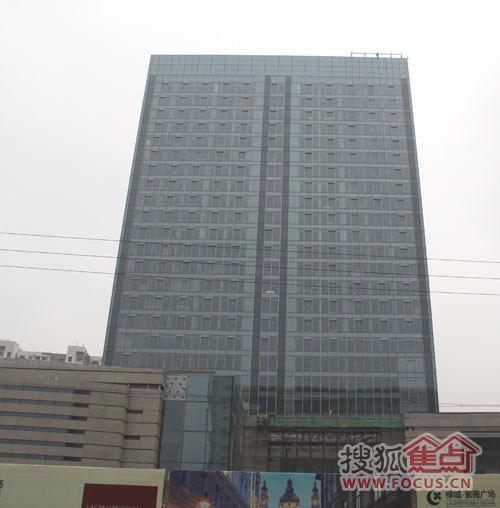 青岛健康社区落户绿城紫薇广场 业主乐享健康体验