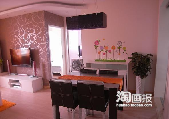 装修 10万装100平简约3室2厅(组图)2011-09-22·自己设计选高清图片