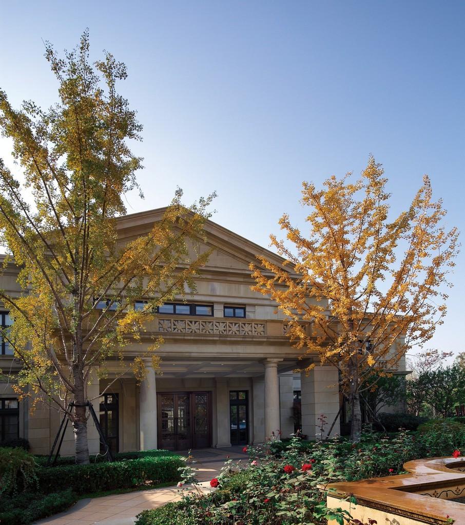 [绿城玫瑰园]第二批法式园景别墅 完美交付图片