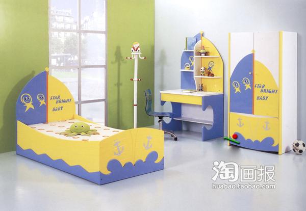 惊喜创意:儿童床可以如此另类(组图)