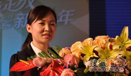 全国工商联家具装饰业商会衣柜专委会秘书长李国华