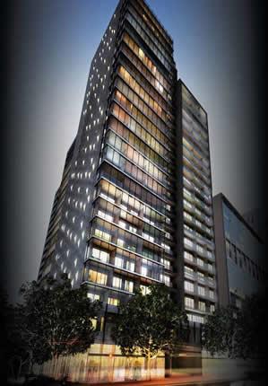白领留学生最佳选择 37万澳元墨尔本威廉公寓