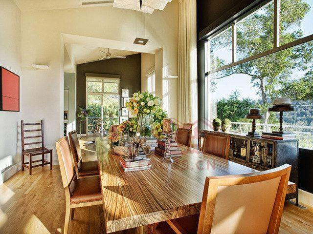 美国加州绝美别墅 清新地板美式田园风图片