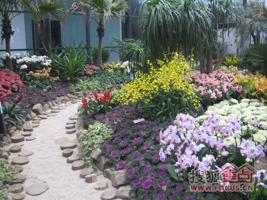 温室植物园