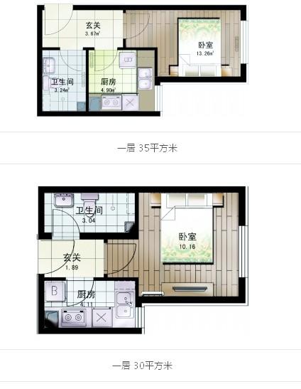 住房烟道结构图