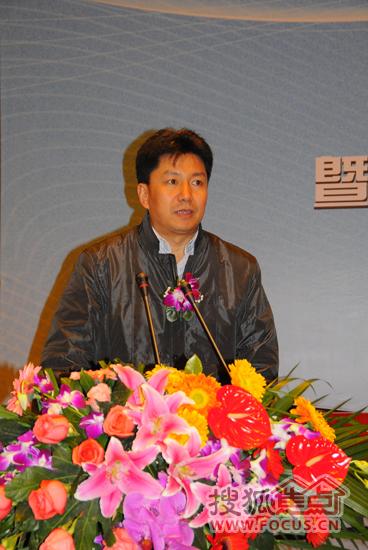 ...西区政府常务副区长李军讲话-香江家居名品建材家具工厂批发城正式...图片 268742 368x550