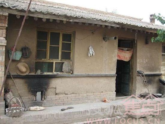实拍中国最偏远农村房子 看后令人心酸(组图)