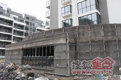1—3#楼主体结构全部完成并通过质检部门验收