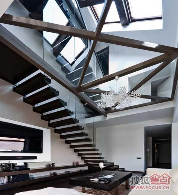 楼梯透视步骤图