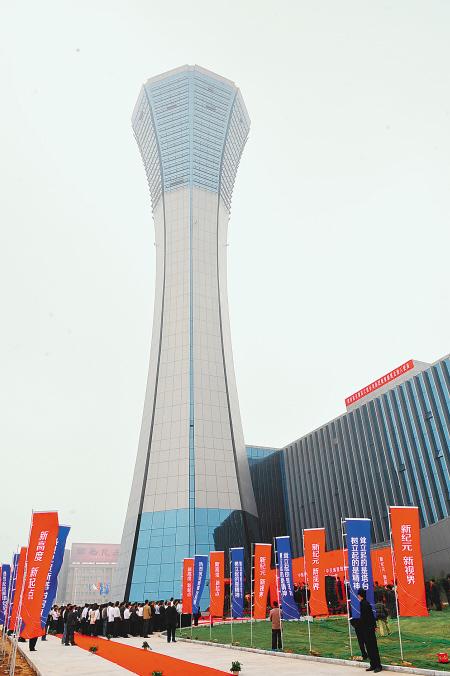 西安咸阳国际机场T3航站楼今日运营