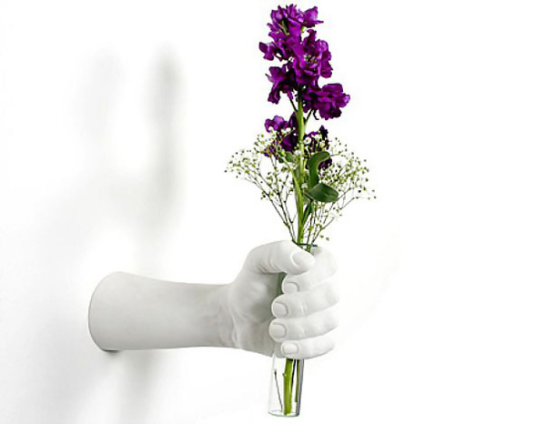 花瓶也卖萌 22款充满创意的花瓶设计(组图)图片